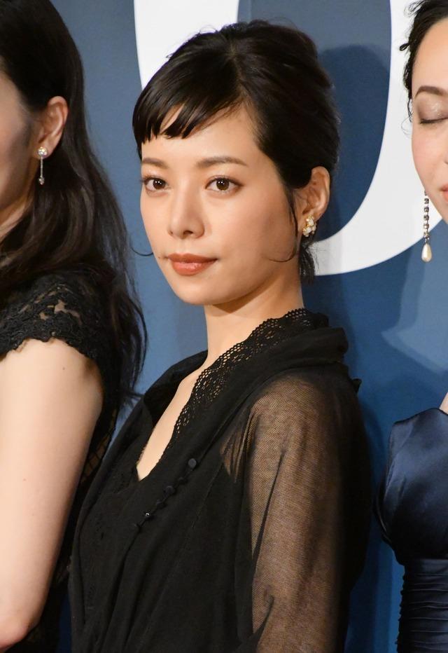 桜井ユキ/映画『娼年』の完成披露舞台挨拶