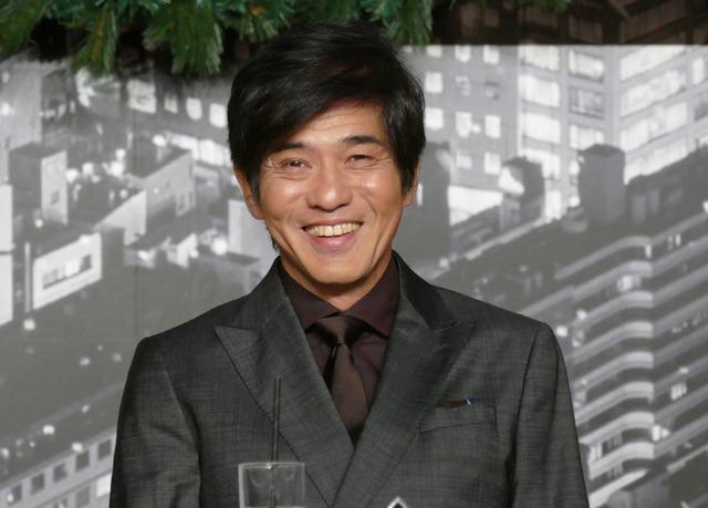 「サイレント・トーキョー」製作発表会見 佐藤浩市