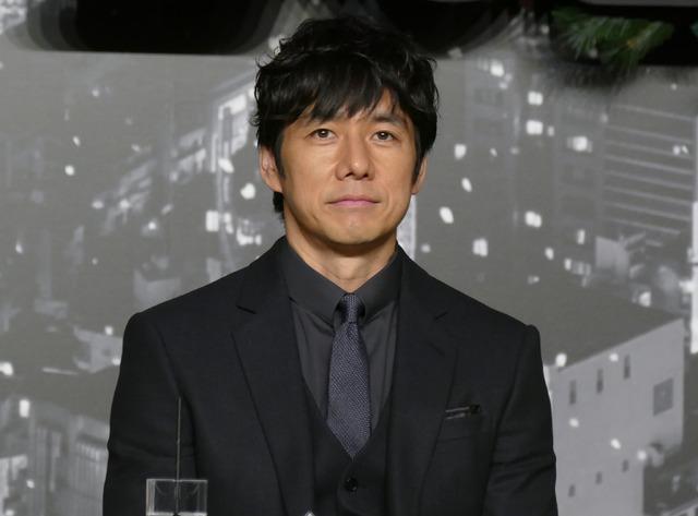 「サイレント・トーキョー」製作発表会見 西島秀俊