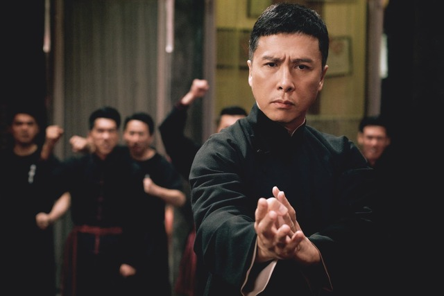 『イップ・マン 完結』 (C) Mandarin Motion Pictures Limited, All rights reserved.