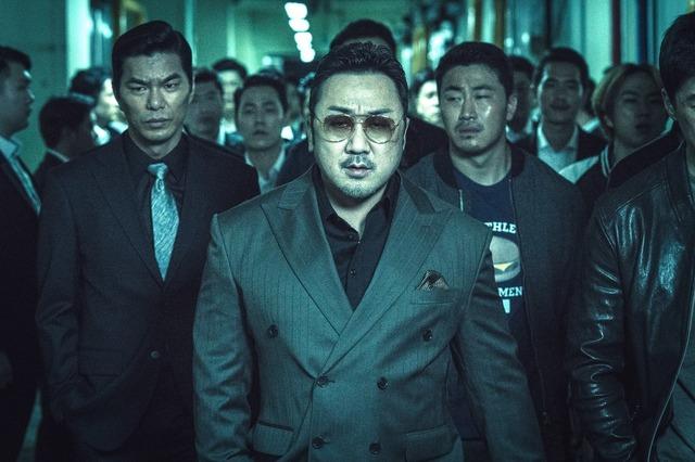 『悪人伝』 (C)2019 KIWI MEDIA GROUP. ALL RIGHTS RESERVED