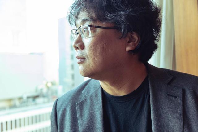 ポン・ジュノ監督『パラサイト 半地下の家族』/photo:You Ishii