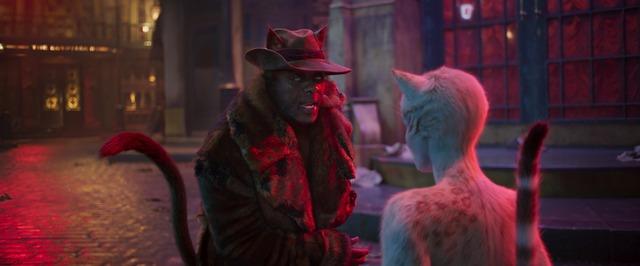 マキャヴィティ(声・山寺宏一)『キャッツ』(C)2019 Universal Pictures. All Rights Reserved.