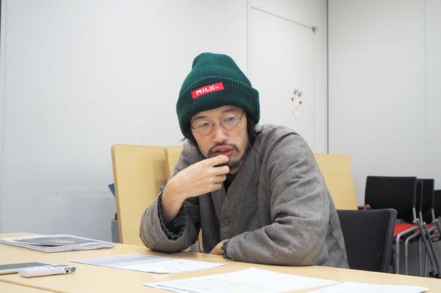 今泉力哉監督『mellow』/photo:赤山恭子