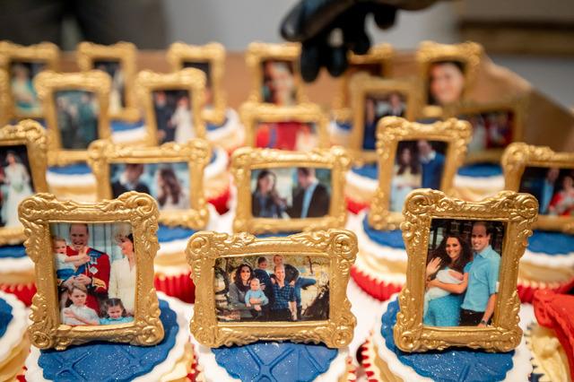 「キッドマット・センター」カップケーキ (C) Getty Images