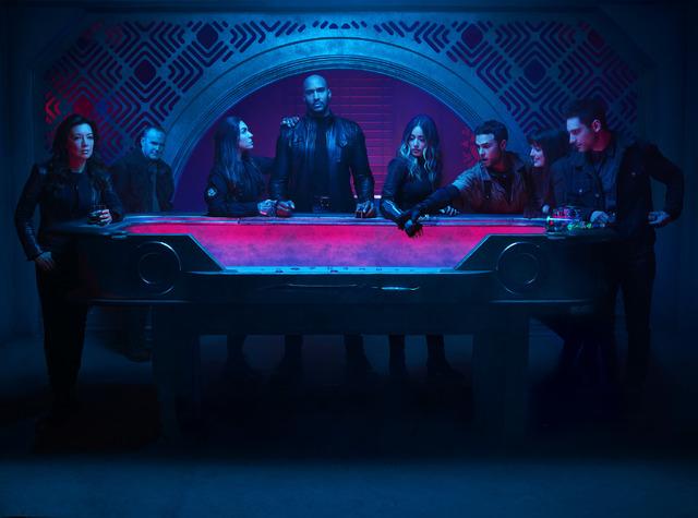 「マーベル エージェント・オブ・シールド シーズン6」(C) 2019 Marvel & ABC Studios.