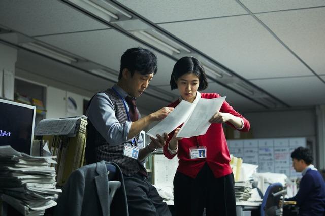 日本映画優秀賞『新聞記者』 (C)2019「新聞記者」フィルムパートナーズ