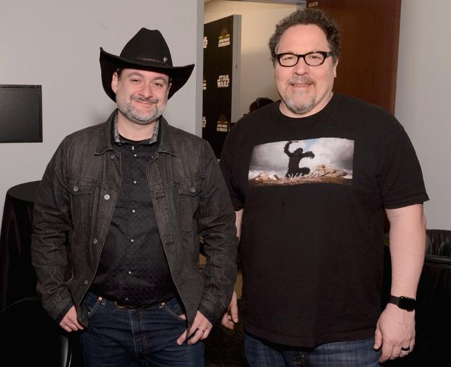 デイブ・フィローニ監督(左)、ジョン・ファヴロー監督(右)(C)2019 WireImage
