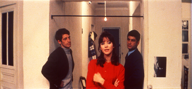 『女は女である』Une femme est une femme(c)1961 STUDIOCANAL - Euro International Films,S.p.A.