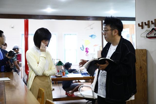 『ファンシー』メイキング(C)2019「ファンシー」製作委員会
