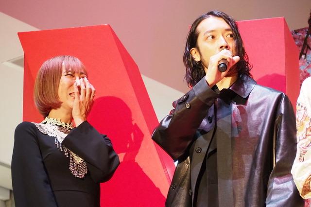FOLLOWERS」中谷美紀&池田エライザらゴージャスドレスで降臨「恥を ...