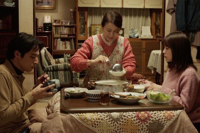 WOWOWオリジナルドラマ「有村架純の撮休」1話(C)「有村架純の撮休」製作委員会