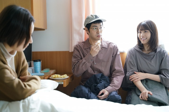 WOWOWオリジナルドラマ「有村架純の撮休」6話(C)「有村架純の撮休」製作委員会