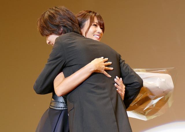 2020年第44回エランドール賞授賞式 横浜流星 深田恭子