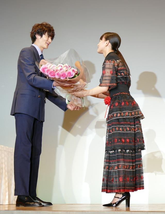 2020年第44回エランドール賞授賞式 岡田将生 清原果耶