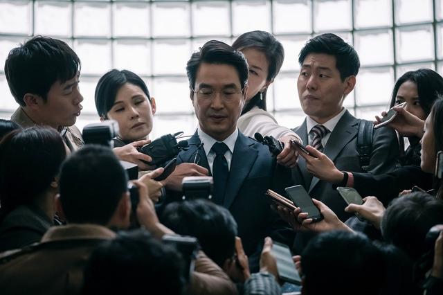 『悪の偶像』 (C) 2019 CJ CGV Co., Ltd., VILL LEE FILM, POLLUX BARUNSON INC PRODUCTION All Rights Reserved
