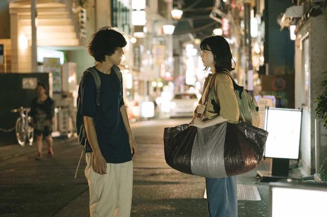 『街の上で』(C)『街の上で』フィルムパートナーズ