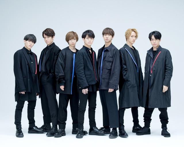 「Travis Japan」(ジャニーズ Jr.)Tokyo 2020提供