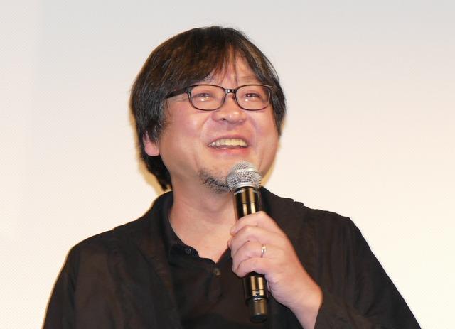 『レ・ミゼラブル』プレミア試写会 細田守監督