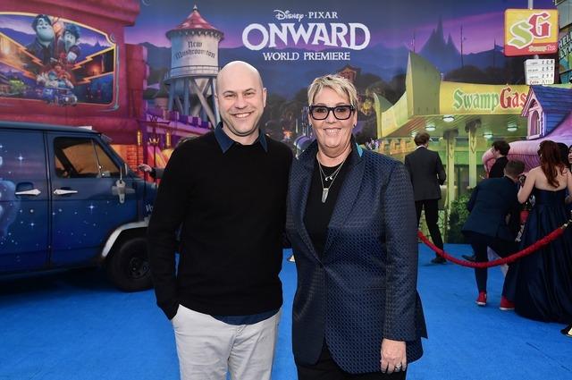 『2分の1の魔法』ワールドプレミア(C)2020 Disney/Pixar. All Rights Reserved.