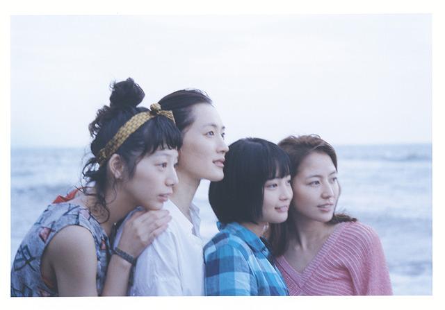 『海街diary』(C)2015吉田秋生・小学館/フジテレビジョン 小学館 東宝 ギャガ
