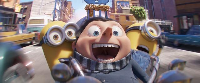 『ミニオンズ フィーバー』 (C) 2020 Universal Studios. ALL RIGHTS RESERVED
