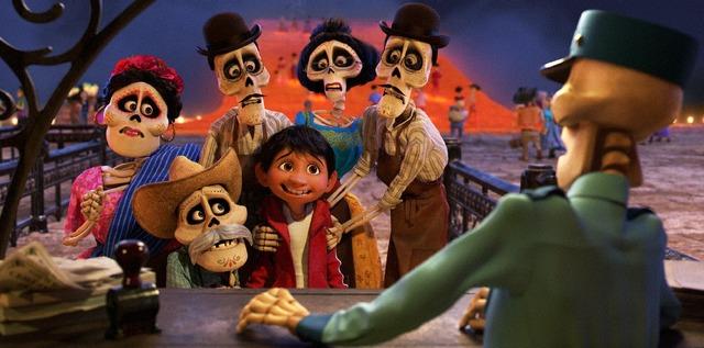 『リメンバー・ミー』(C)Disney/Pixar