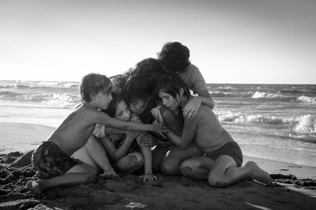 『ROMA/ローマ』Blu-rayリリース(C)2018 Espectaculos Filmicos El Coyul, S. De R.L. De C.V. All rights reserved.