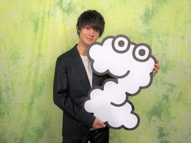 2020年3月の「ZIP!」金曜パーソナリティーに決定した佐野勇斗(21)