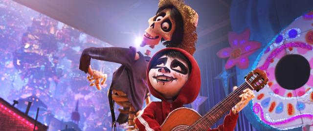 『リメンバー・ミー』ディズニーデラックスで配信中(C)2020 Disney/Pixar. All Rights Reserved.