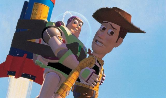 『トイ・ストーリー』(C)Disney/Pixar