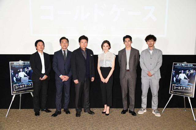 「連続ドラマW コールドケース ~真実の扉~ シーズン2」(c) WOWOW/Warner Bros. Intl TV Production