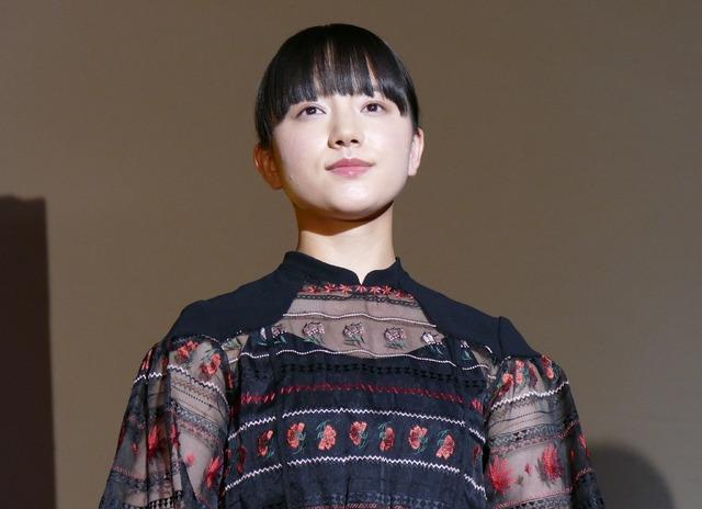 2020年第44回エランドール賞授賞式 清原果耶