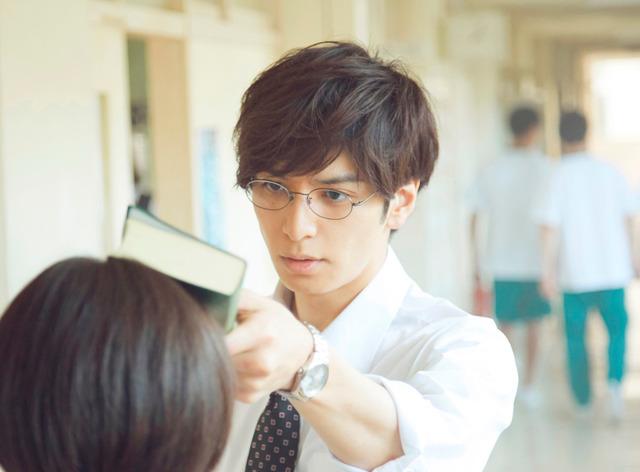 『先生! 、、、好きになってもいいですか?』(C)河原和音/集英社 (C)2017 映画「先生!」製作委員会