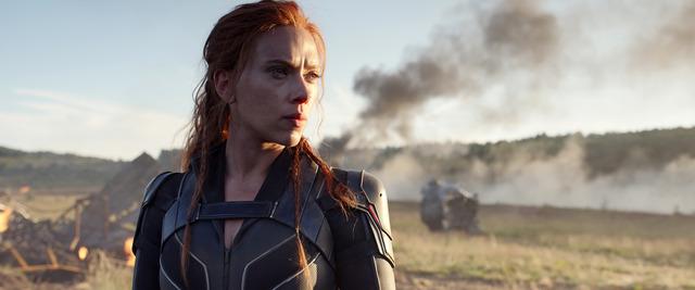 『ブラック・ウィドウ』 (c)Marvel Studios 2020