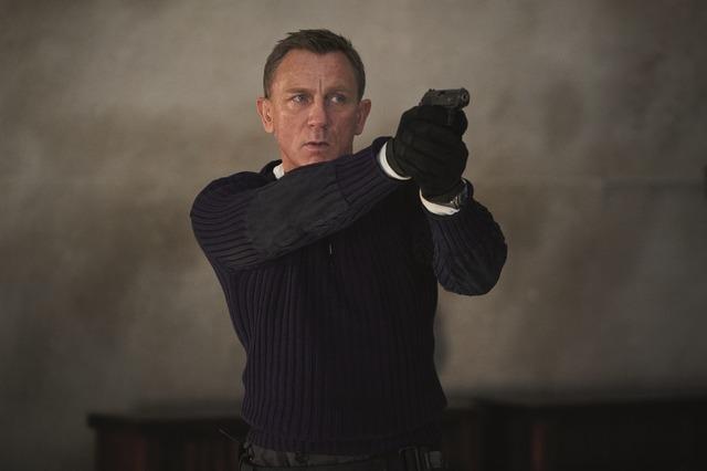 『007/ノー・タイム・トゥ・ダイ 』