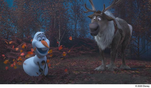『アナと雪の女王2』(C)2020 Disney