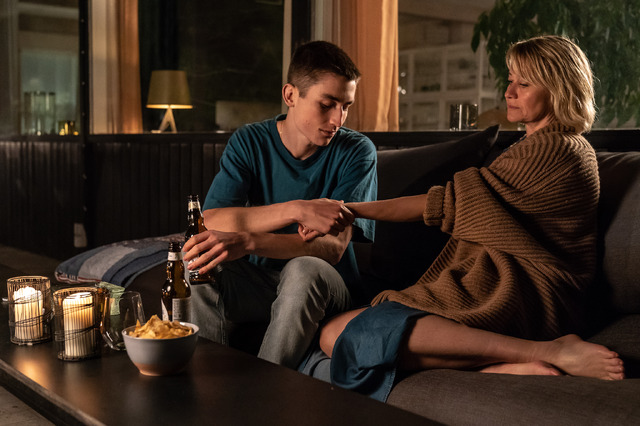 『罪と女王』 (C)2019 Nordisk Film Production A/S. All rights reserved
