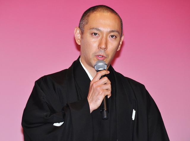 市川海老蔵/六本木歌舞伎第二弾記者会見