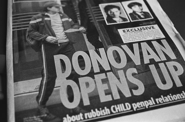 『ジョン・F・ドノヴァンの死と生』 (C)THE DEATH AND LIFE OF JOHN F. DONOVAN INC., UK DONOVAN LTD.