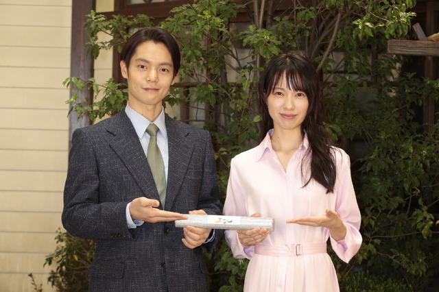 連続テレビ小説「スカーレット」「エール」バトンタッチセレモニー