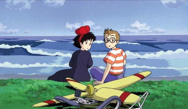 『魔女の宅急便』(C)1989 角野栄子・Studio Ghibli・N