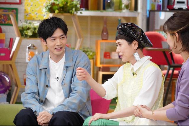 「メレンゲの気持ち」(C)NTV