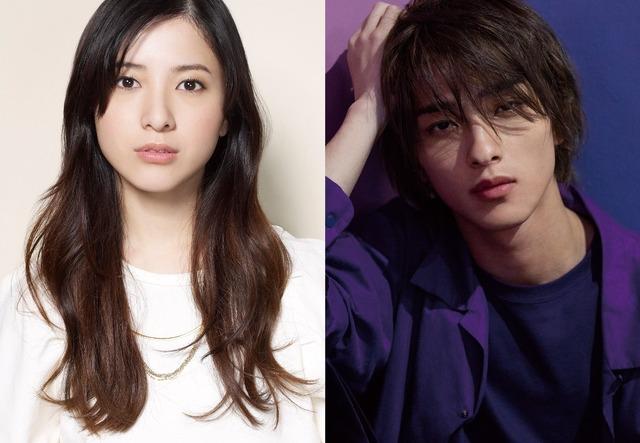 W主演の吉高由里子と横浜流星 (c)2020「きみの瞳が問いかけている」製作委員会
