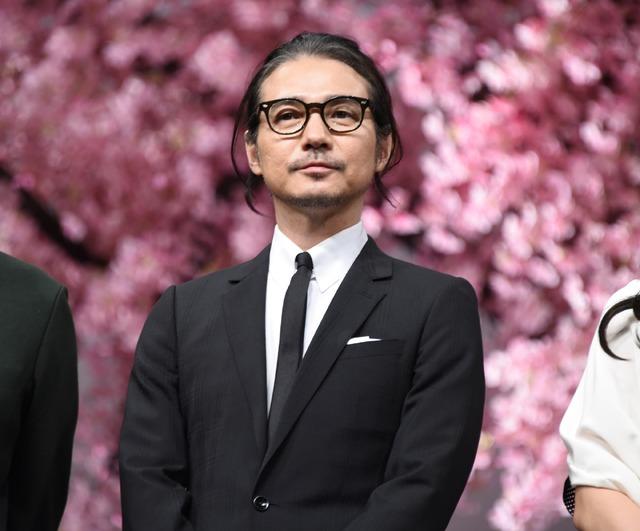 吉岡秀隆/映画『追憶』の完成披露舞台挨拶