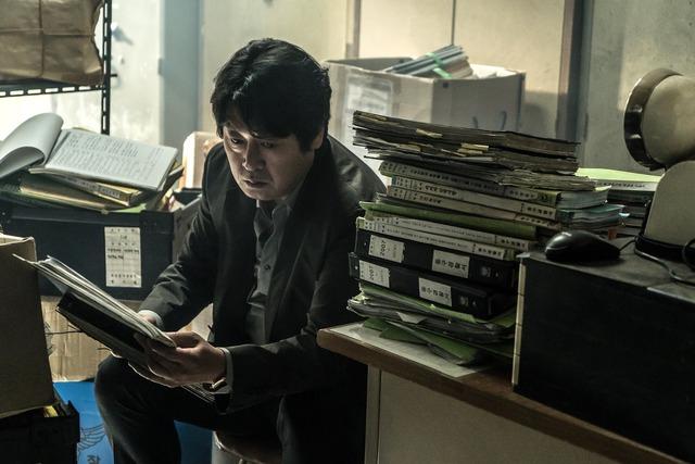 『暗数殺人』 (C)  2018 SHOWBOX, FILM295 AND BLOSSOM PICTURES ALL RIGHTS RESERVED.