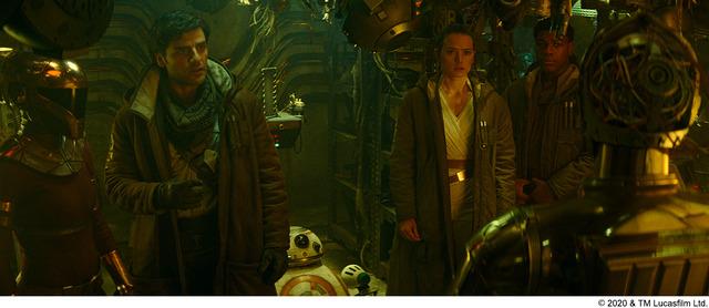 『スター・ウォーズ/スカイウォーカーの夜明け』(C) 2020& TM Lucasfilm Ltd.