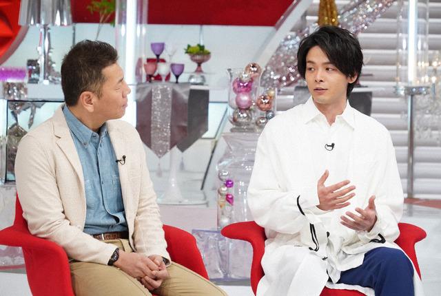 中村倫也「おしゃれイズム」 (C) NTV