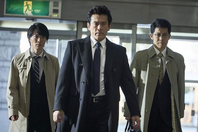 連続ドラマW「鉄の骨」