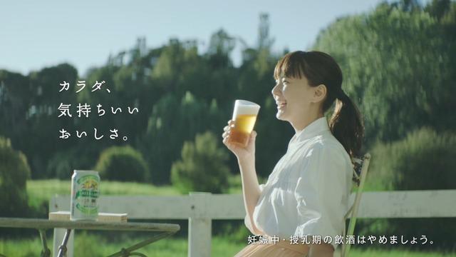 新CM「New Green篇」「GREEN JUKEBOX 旅篇」